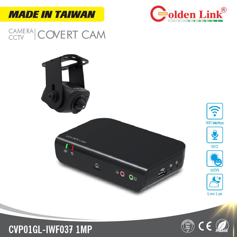 Camera IP CVP01GL-IWF037 1MP