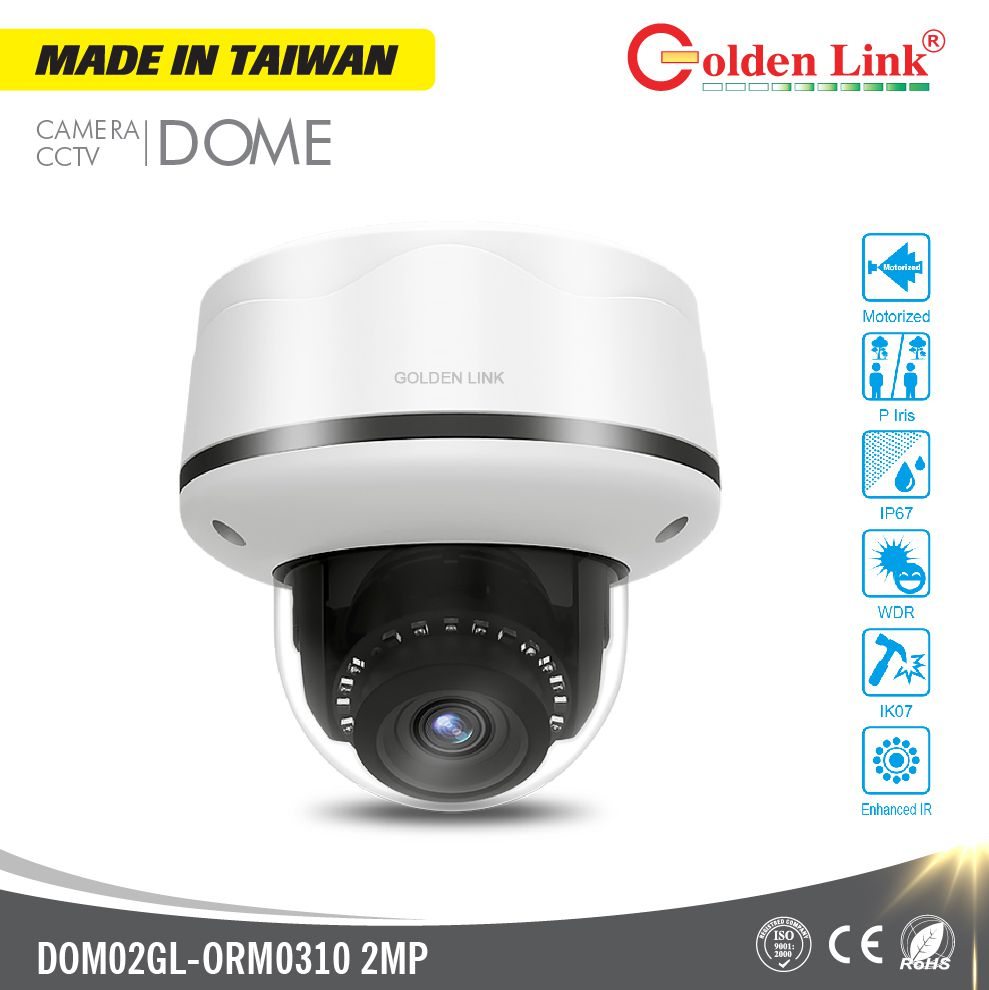 Camera IP DOM02GL-ORM0310 2MP