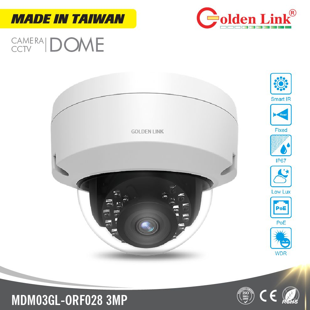 Camera IP MDM03GL-ORF028 3MP