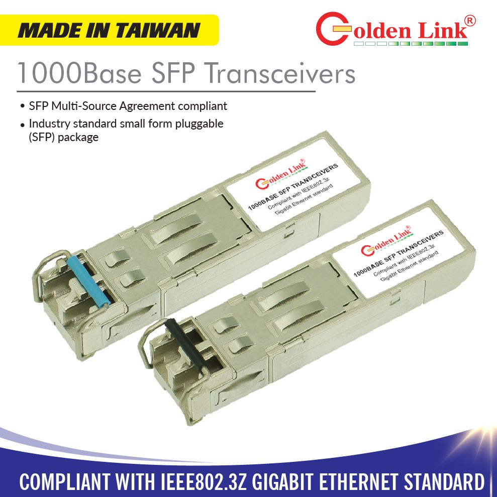 1000Base SFP Transceivers