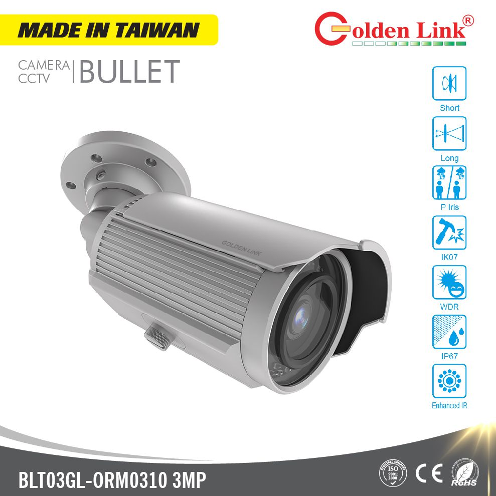 Camera IP BLT03GL-ORM0310 3MP