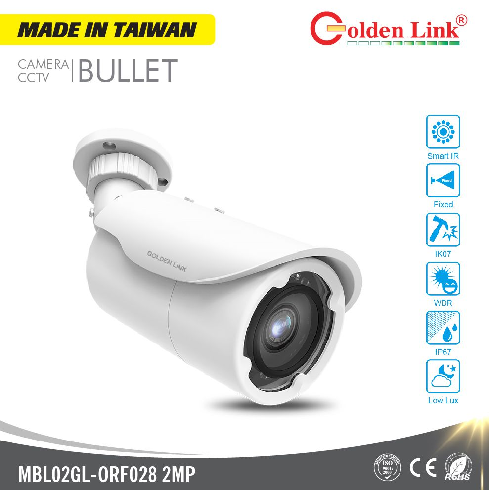 Camera IP MBL02gL-ORF028 2MP