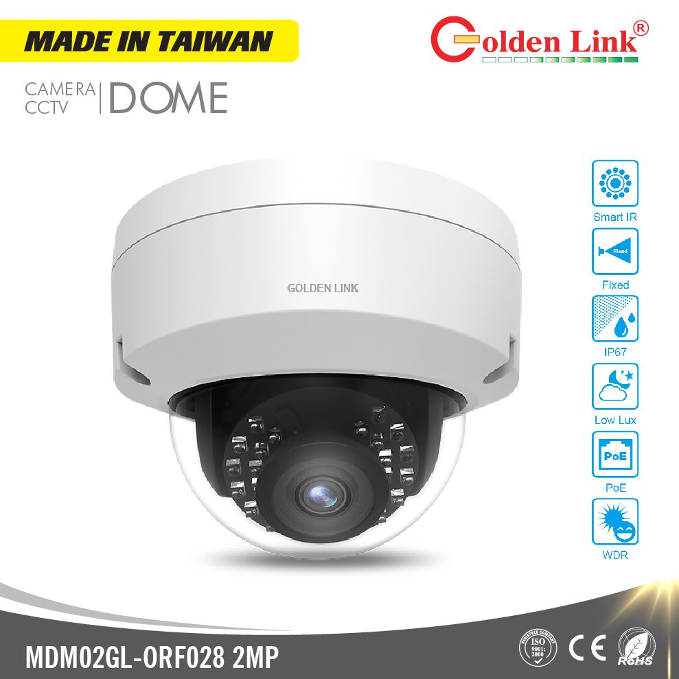 Camera IP MDM02GL-ORF028 2MP